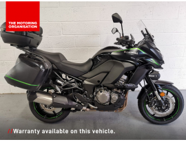 2018 Kawasaki Versys 1000 Grand Tourer