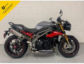 2017 Triumph Speed Triple 1050 R