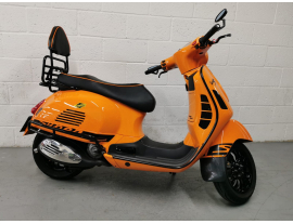 2013 Vespa GTS 300 Supersport