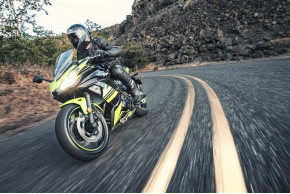 Kawasaki Release The New Kawasaki Ninja 650 for 2017