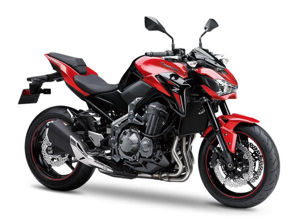 Kawasaki Z900 Fans Will See Red In 2018