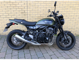 2018 KAWASAKI Z900RS PRE REGISTERED