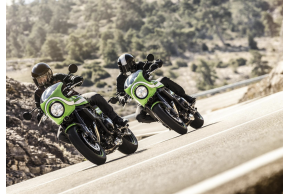 Kawasaki underlines EICMA True Commitment message with stunning new models