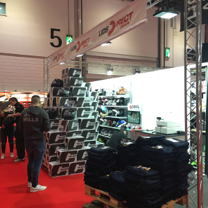 2016 MCN London Show