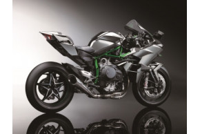 Details released of the brand new Kawasaki Ninja H2R
