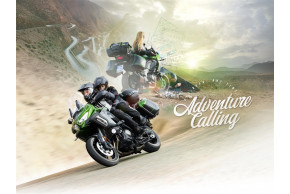 Adventure Calling For The New Kawasaki Versys 1000