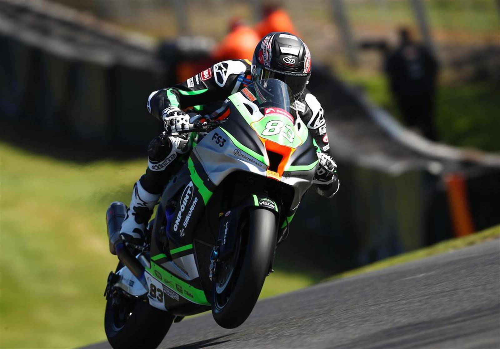Danny Buchan To Remain With FS-3 Racing Kawasaki For 2019 British Superbike Championship