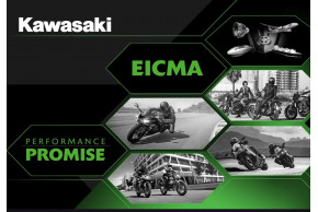 Kawasaki Delivers Final Part Of Performance Promise Commitment At EICMA