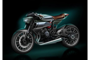 Kawasaki looks towards an 'exciting journey' at EICMA show