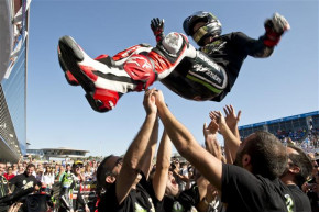 Jonathan Rea: Superbike World Champion 2015