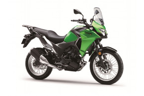New Kawasaki Versys-X 300 Model Introduced For 2017