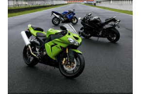 Could you be part of Kawasaki's Ninja Evolution?