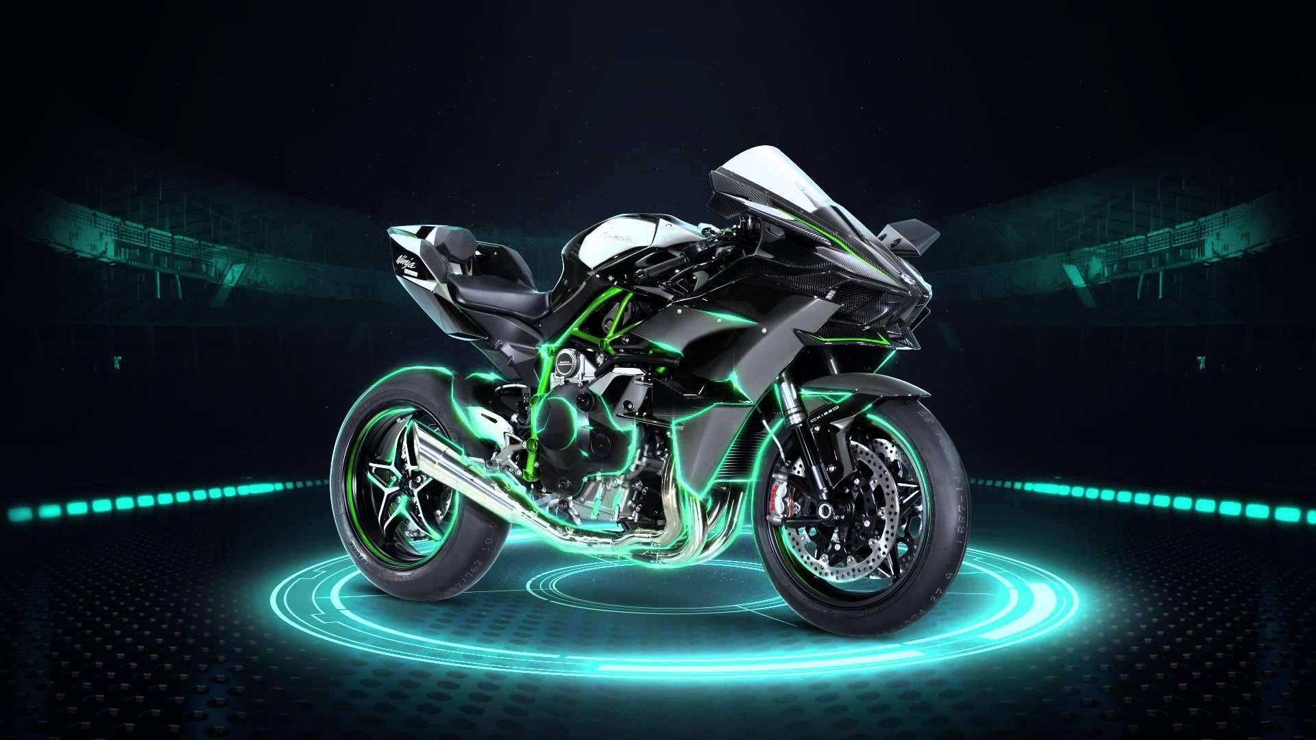 Motorcycle News Kawasaki Ninja H2 H2r