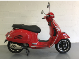2018 VESPA GTS SUPER 300 ABS BRAND NEW!
