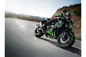 Kawasaki release details of new Z800 for 2013